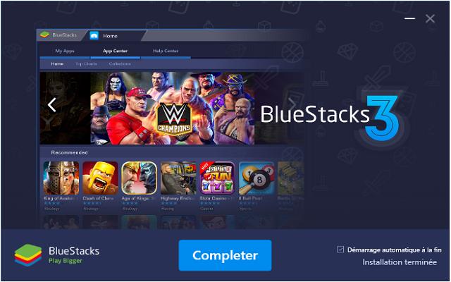 تحمــيـل برنامج بلوستاك BlueStacks v3.55.70.1783 لتشغيل تطبيقات الأندرويد على الكومبيوتر مجانا