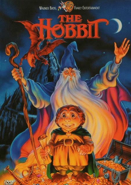 Animação: O Hobbit (1977)