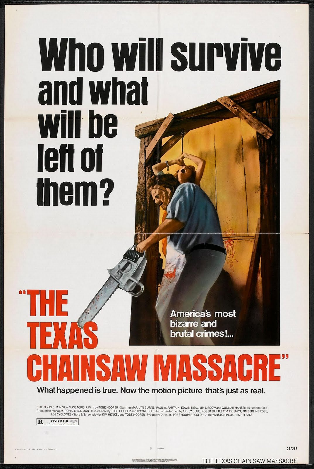 blood work: halloween horror days ~ day 22: the texas chain saw