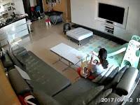 Pasang Kamera CCTV, Pengasuh Anak Tertangkap Minum ASI