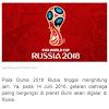 Jadwal Lengkap Siaran Langsung Piala Dunia di Trans TV dan Trans 7