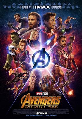 Avengers Infinity War 2018 Dual Audio Hindi 720p HDTC 1GB