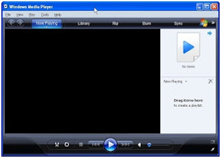 Cara mengganti skin windows media player