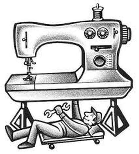 Secrets Of Sewing Machine Repair Manual: Sell Sewing