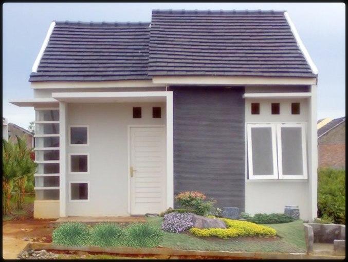Contoh Gambar Desain Rumah Minimalis Type 36 Terbaru Rumah Desain