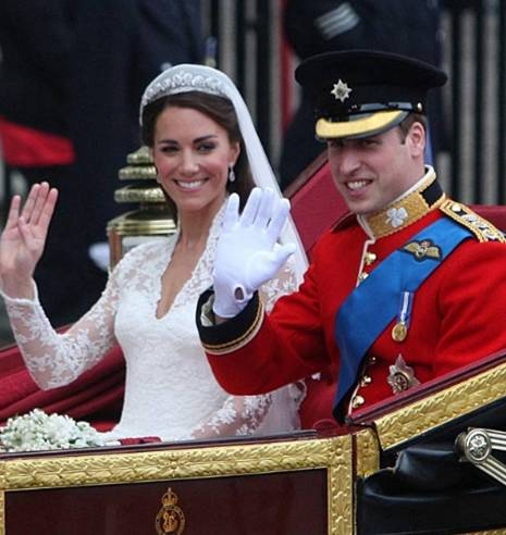 Casamento do Príncipe William e Kate Middleton