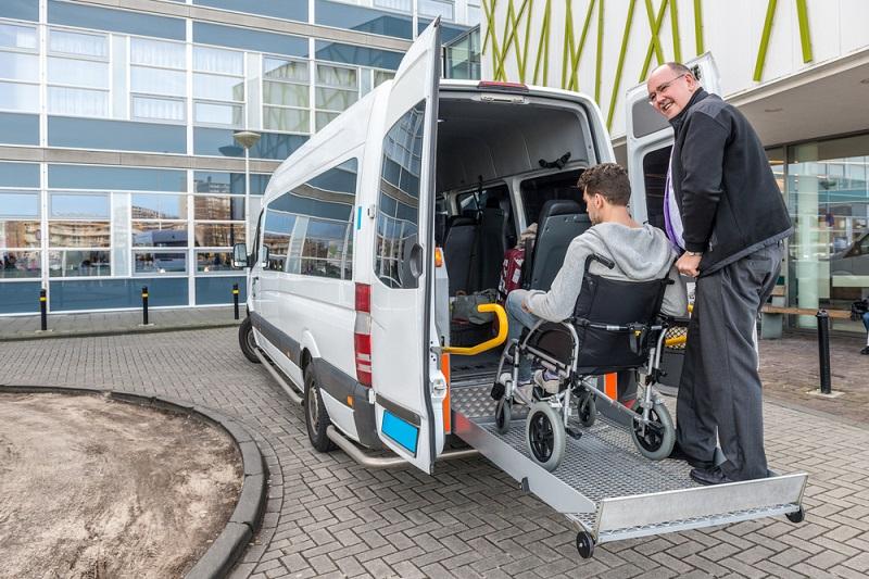 Wheelchair Taxis