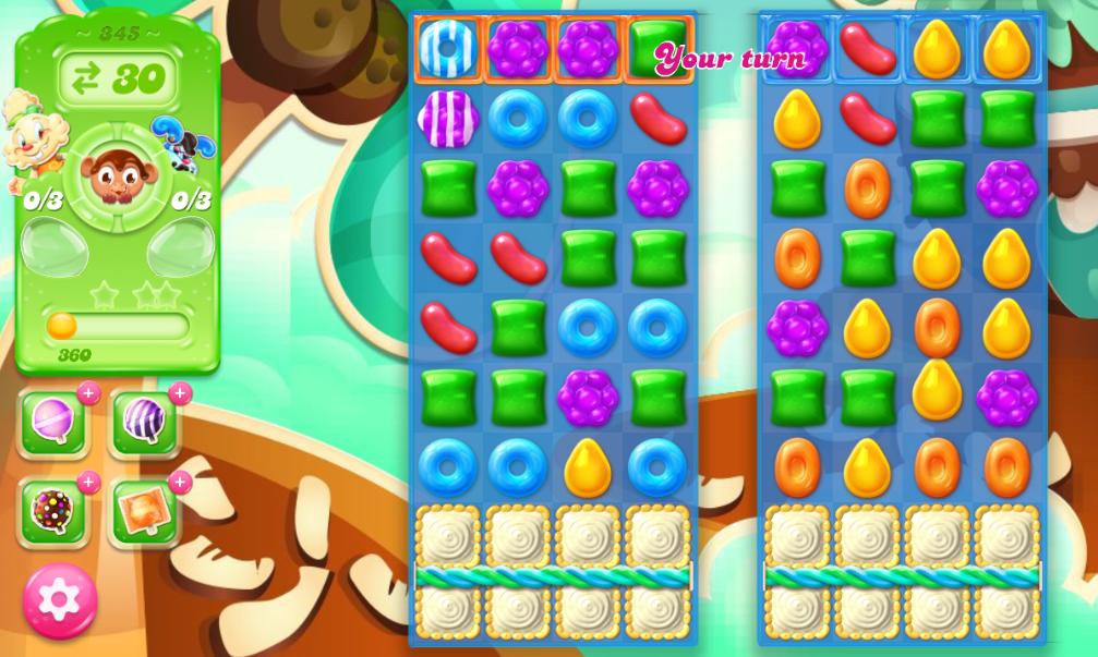 Candy Crush Jelly Saga 345