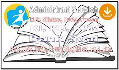ulangan ada yang menjadi kewenangan pendidik Contoh Soal UAS SMP Kurikulum 2013 Kelas 9