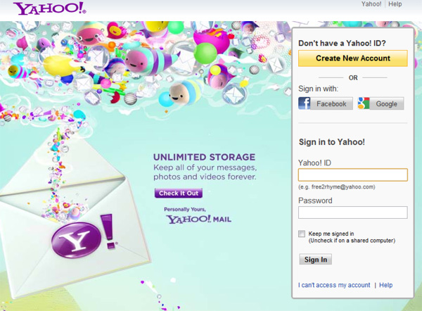 How To Export Facebook Friends To Google+ Using Yahoo Mail
