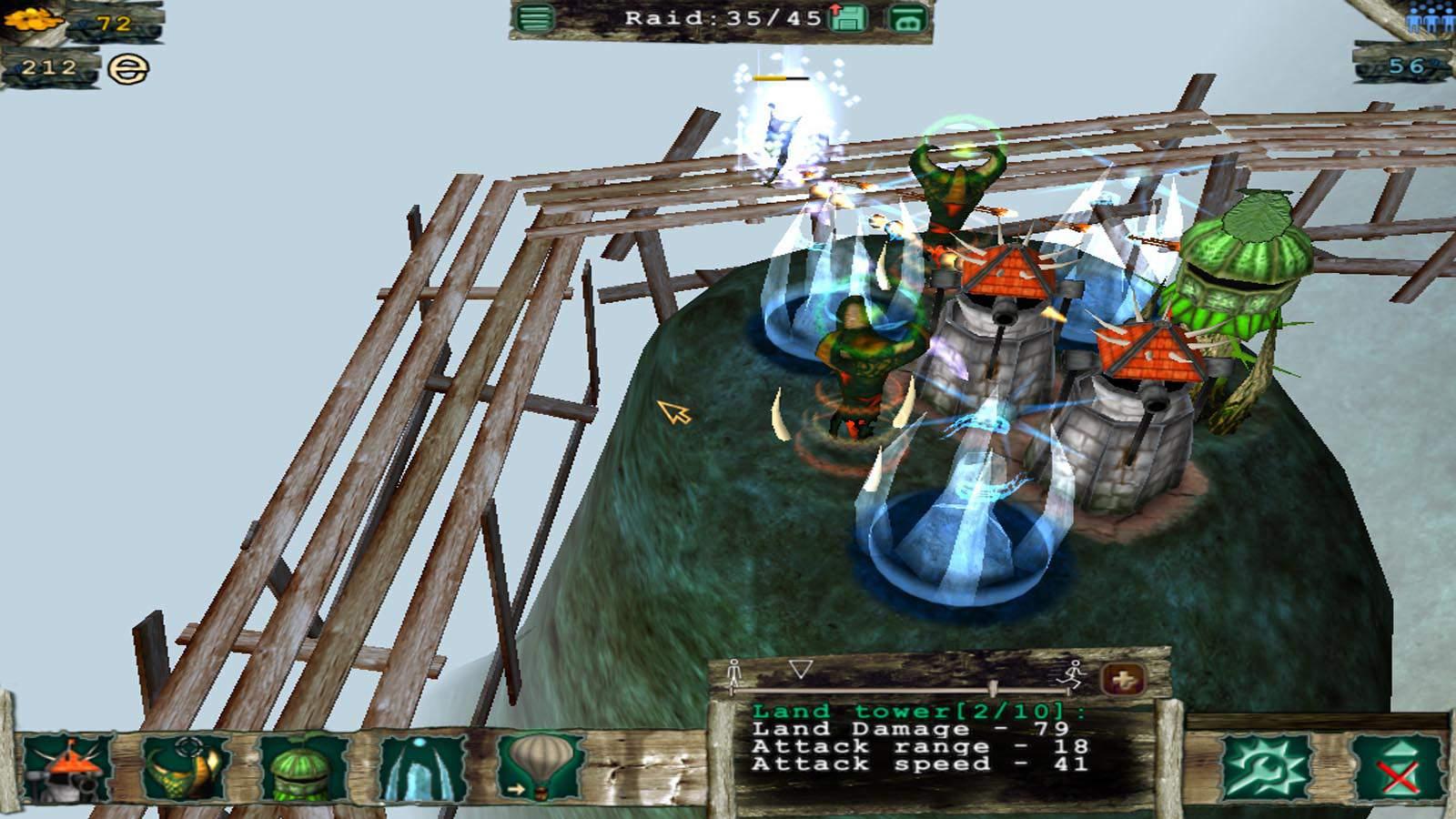 تحميل لعبة Master Of Defense مضغوطة برابط واحد مباشر كاملة مجانا