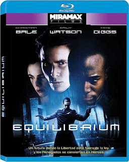 Equilibrium (2002) Hindi Dual Audio BluRay | 720p | 480p