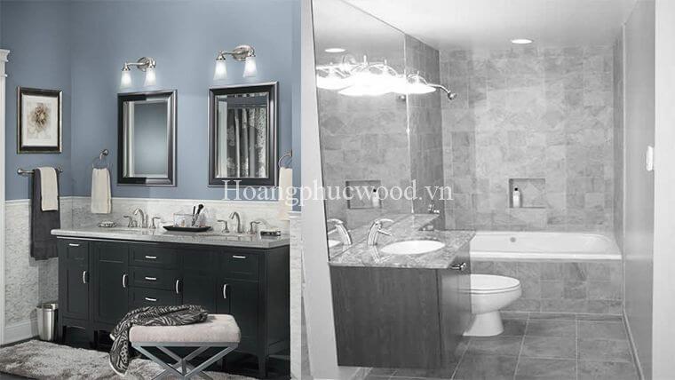 Kinh nghiệm thiết kế phòng tắm