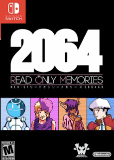 2064%2BRead%2BOnly%2BMemories - 2064: Read Only Memories INTEGRAL Switch NSP
