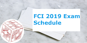 FCI 2019 Prelims Exam Dates and Shift Timings: Check Here