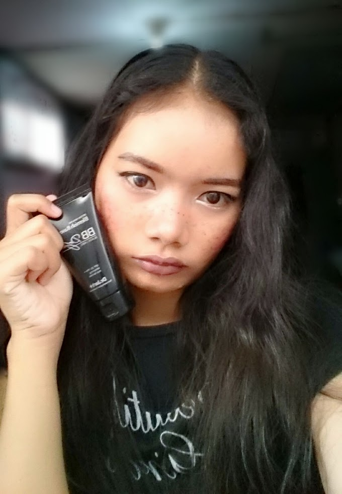 Review Dr. Jart+ Black Label Detox Healing Blemish Base BB Cream