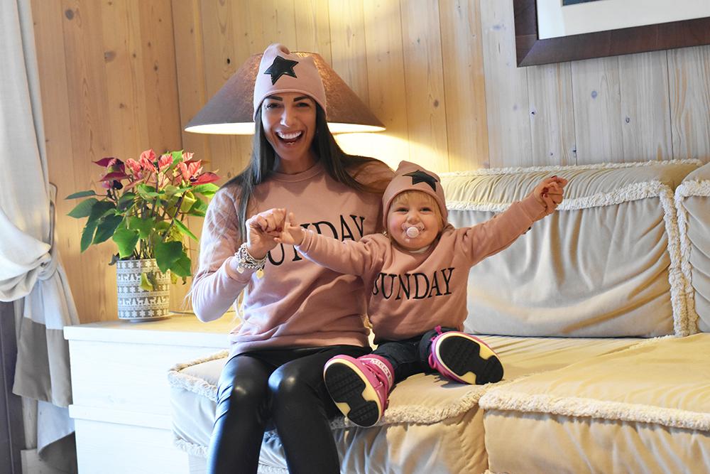 outfit mamma figlia
