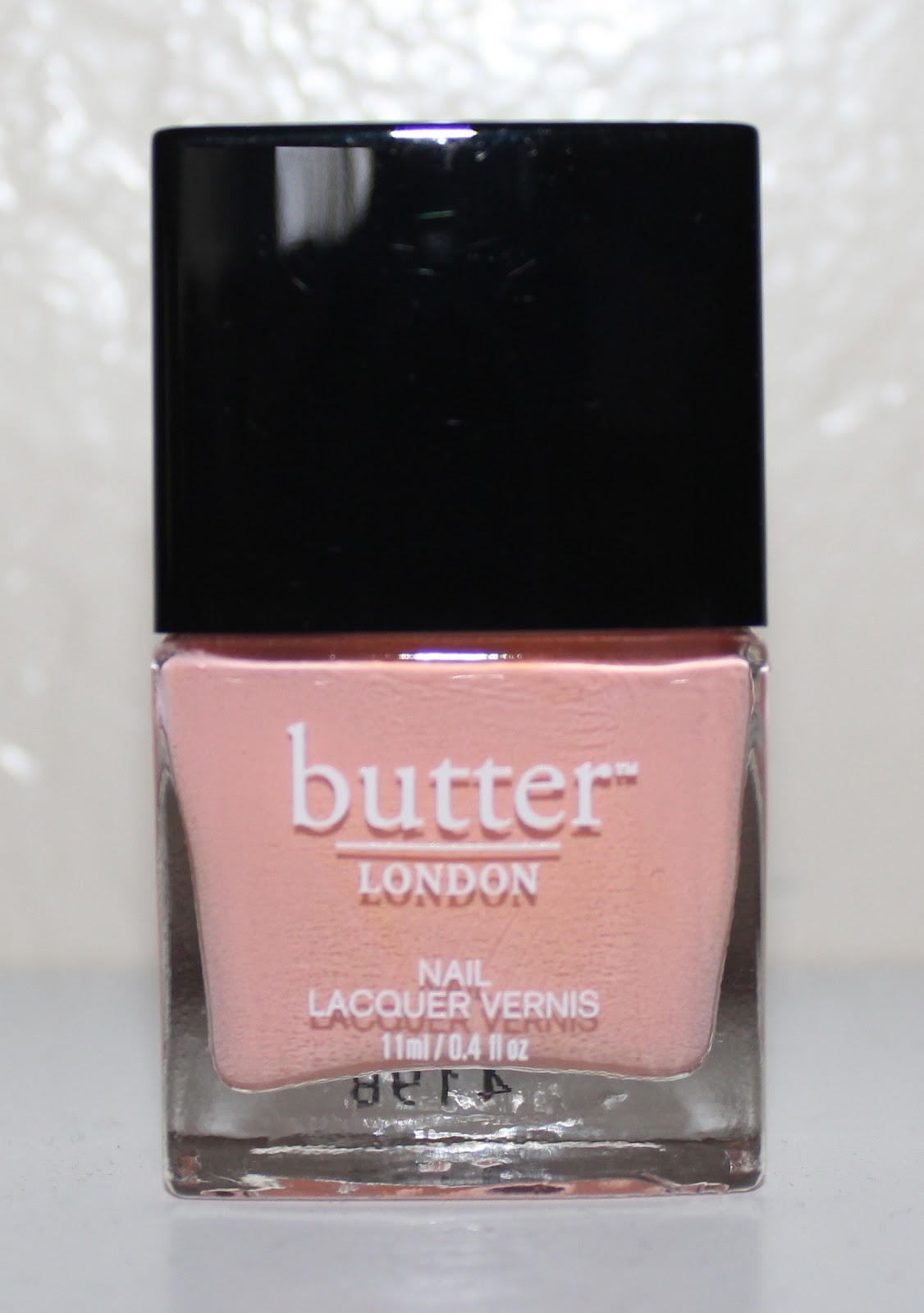 Nails Butter London Keen Nail Lacquer Review