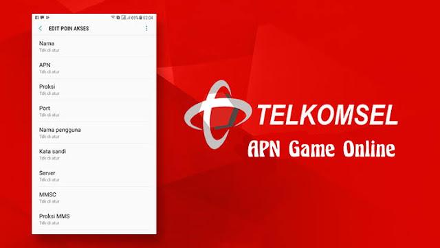 Apn Telkomsel Buat Game Online Semoga Tidak Lag 2