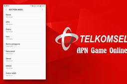 APN Game Online Untuk Semua Operator
