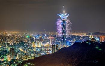 Wallpaper: Taipei 101 Tower