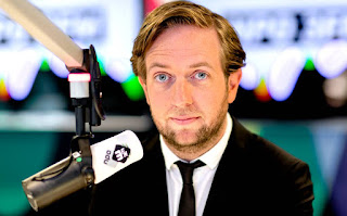 Rámon Verkoeijen maakt brokken met 3FM-bus