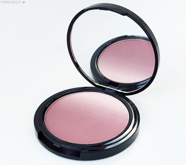 REVIEW: NYX Ombre Blush In Mauve Me