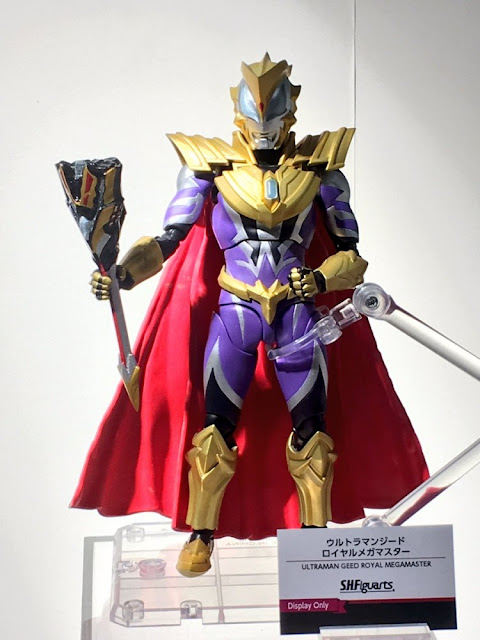 S.H.Figuarts Ultraman Geed Royal Megamaster
