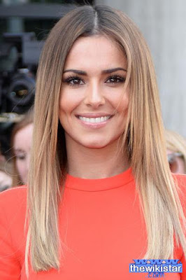 Cheryl Cole, a British singer, born June 30, 1983 in Newcastle.