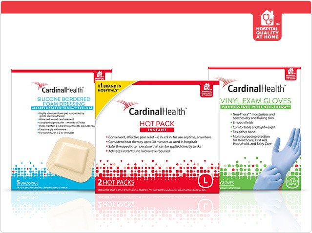 WS Momma Readers Nook: Cardinal Health Care Products for At