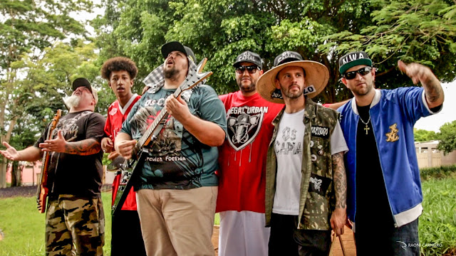 Rap & HardCore - Quebrando preconceitos e paradigmas, ETC XVI, Os Capiais e Tessalônica, lançam o clipe 'EtcéteraCapial'