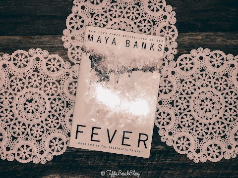 GIVEAWAY: Fever by Maya Banks