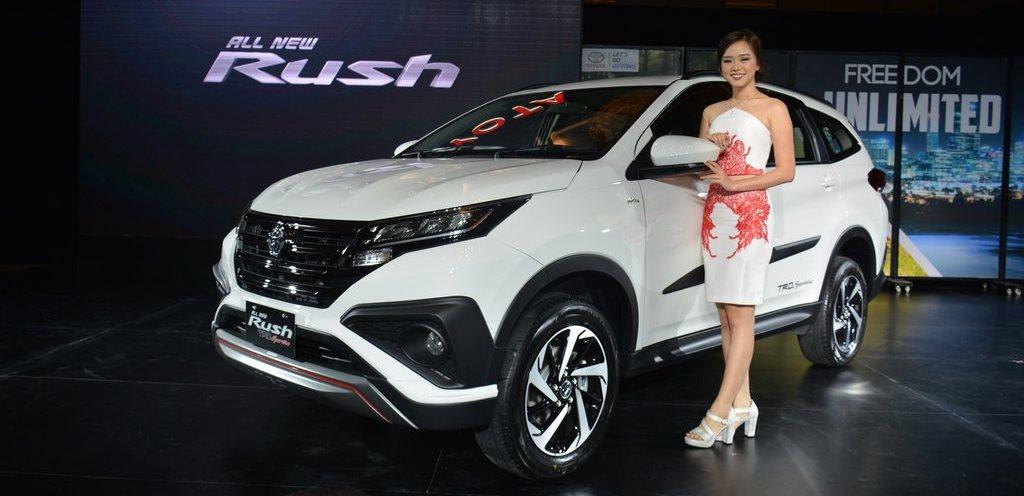 Makin Tampan dan Gagah,All New Toyota Rush Hadir Dengan Model Baru