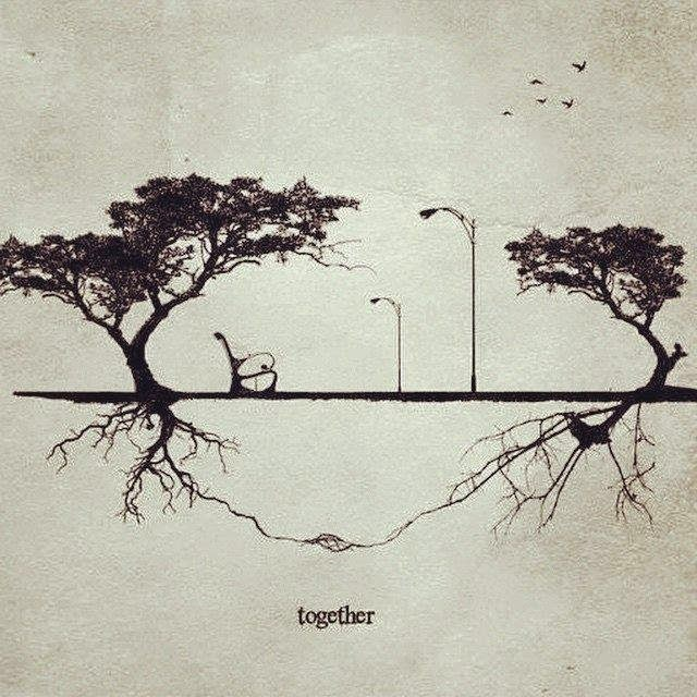 Everything Is Connected. Understand The World Better