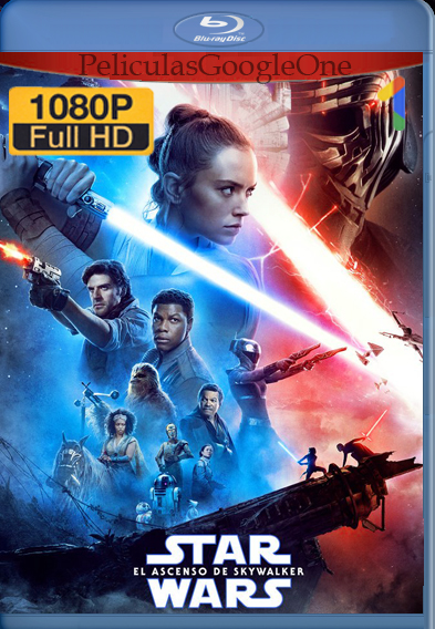 Star Wars: Episodio IX – El ascenso de Skywalker (2019) HD [1080p] Latino [GoogleDrive] Luiyi21HD