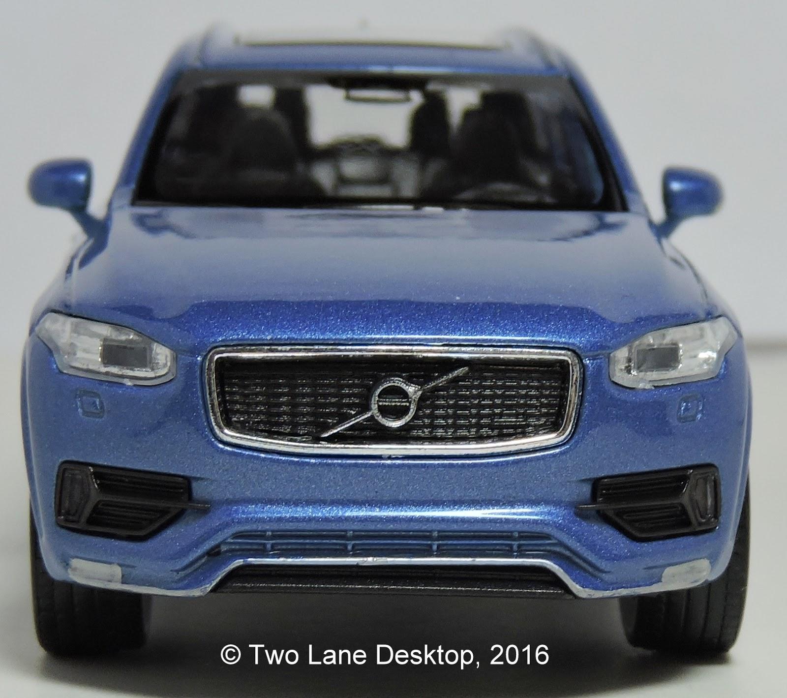 Volvo Xc90 Interior Lights Wont Turn Off: Two Lane Desktop: Matchbox & Majorette 1:64 2005 & Welly 1