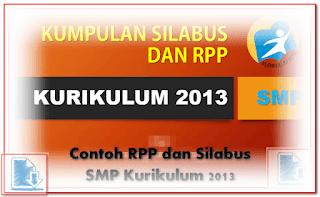 RPP Silabus SD|SMP|SMA|SMK Kurikulum 2013 Revis