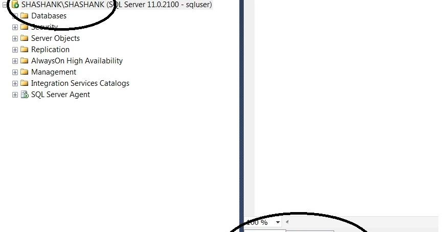 Shashank Srivastava (SQL DBA): How to change the SQL
