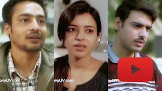 Nishant singh, Sabina Jat, Chirag Mehra in Crime Patrol