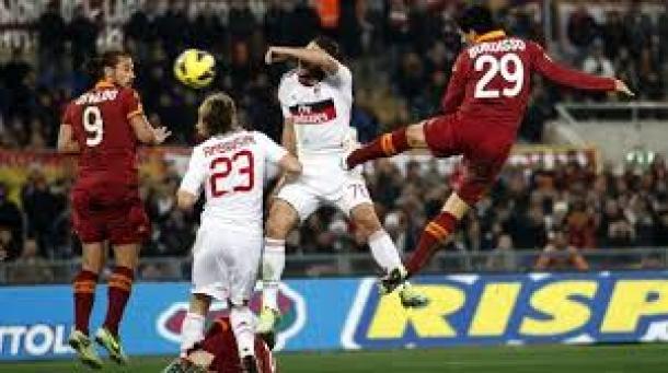 Live Streaming AC Milan vs Roma 15 Mei 2016