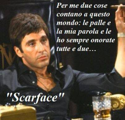 Le Piu Belle Frasi Del Cinema Scarface 1983