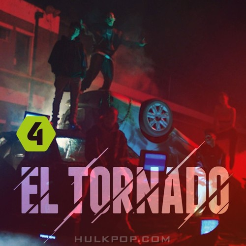Jay Park, GRAY – EL TORNADO – Single (ITUNES MATCH AAC M4A)