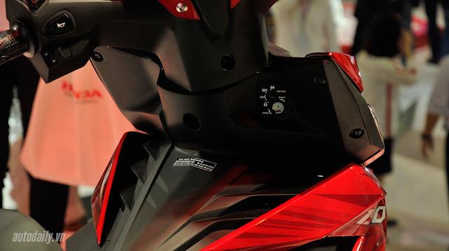 Honda Winner 150 2016 Di Lancarkan Di Vietnam