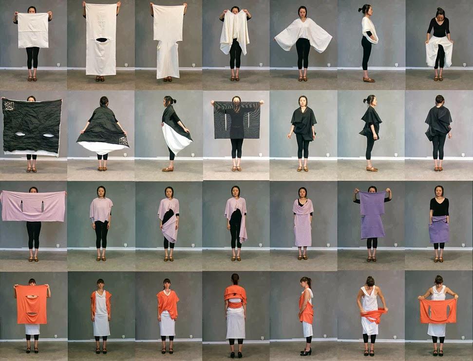prendas multiusos,transformación, moda, varias prendas en una,
