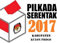 Pilkada Kulon Progo: Hasil Hitung Cepat/Quick Count Terbaru 2017