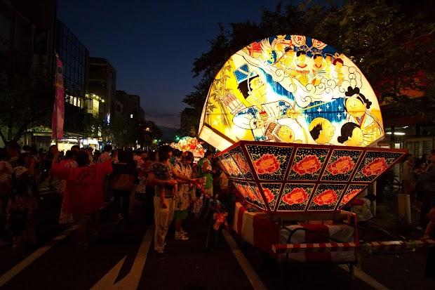 桜新町 ねぶた祭 2014年09月13日