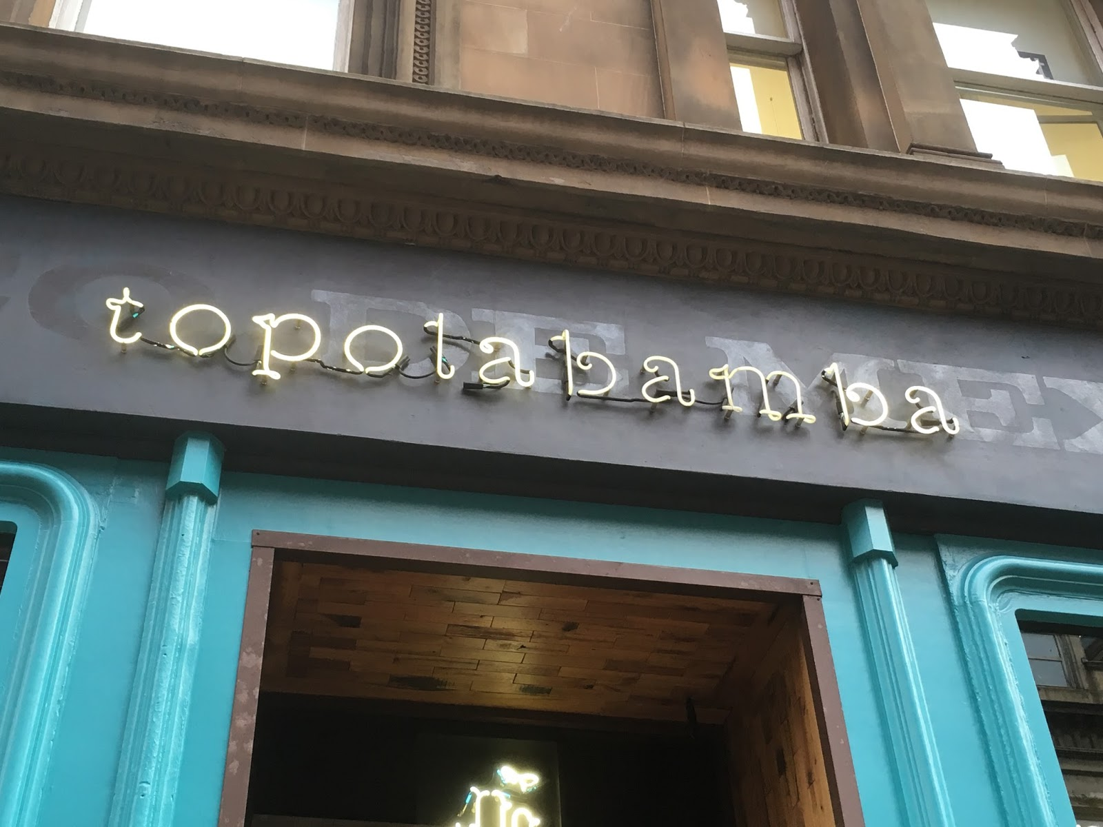 Fun Lunch Friday – Topolabamba, Glasgow