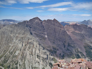 Climber found killed on the Maroon Bells 5/27/17