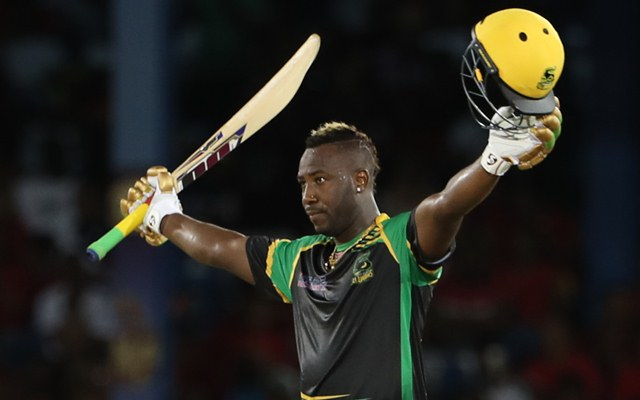 6,6,0,4,4,6,6,4,6 An Over By Andre Russell