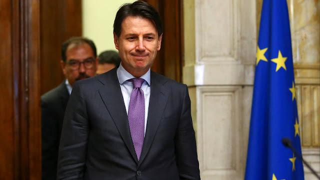 Συμφωνία για κυβέρνηση «Πεντάστερων» και Λέγκα με πρωθυπουργό τον Κόντε